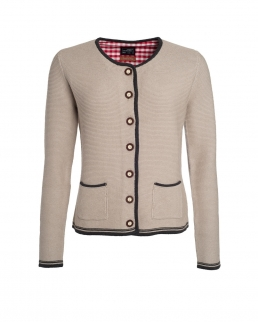 Ladies' Traditional Knitted Jacket