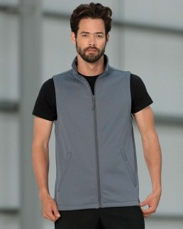 Gilet Smart SoftShell interno in micropile