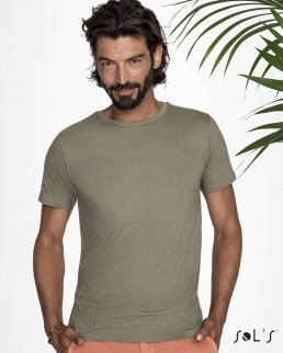 T-shirt uomo in cotone biologico Milo Men