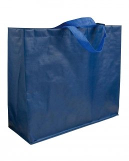 Shopper in polipropilene laminato opaco