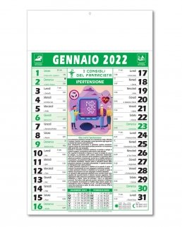 Calendario Farmacia