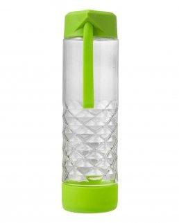 Borraccia in vetro design geometrico 590 ml