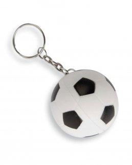 Portachiavi antistress pallone da calcio