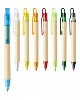 Penna a sfera Safi di carta