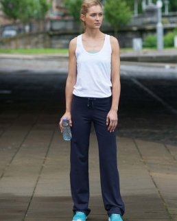 Pantaloni donna Boot cut