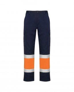 Pantaloni multitasca estivi alta visibilità Naos
