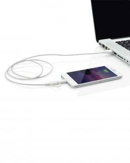 Cavo 2 in 1 con plug lightning e micro USB