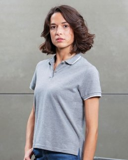 Polo donna Tipped