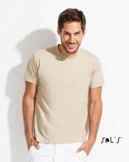 T-shirt organic men Sol's