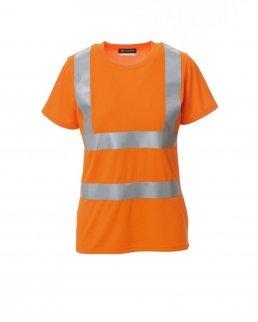 T-shirt alta visibilità Avenue Lady