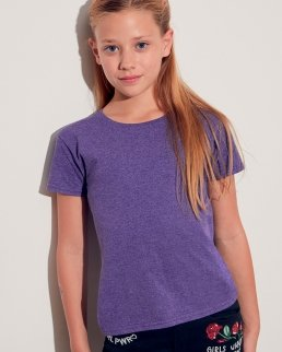 T-shirt bambina Iconic