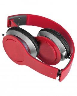 Cuffia audio regolabile e richiudibile