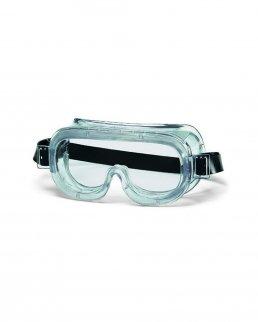 Occhiale maschera acetato Uvex 9305-514