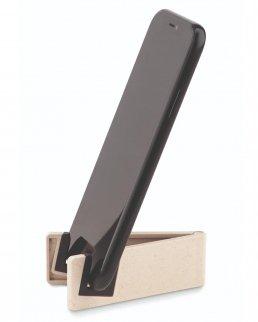 Porta telefono in fibra di bamboo e ABS