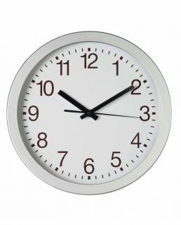 Orologio da parete facile da smontare in plastica e vetro