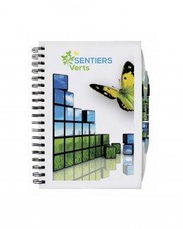 BIC® Notebooks Plastic Cover britePix™ Grande