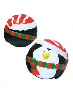 Antistress Pinguino di Natale