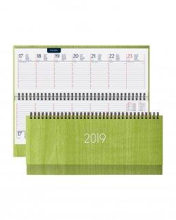Pastel Planning Settimanale Spiralato