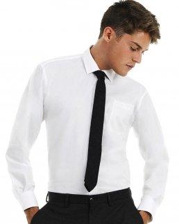 Camicia uomo maniche lunghe Sharp Twill