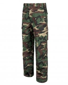 Pantalone mimetico