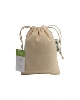 Sacchetto regalo in cotone organico
