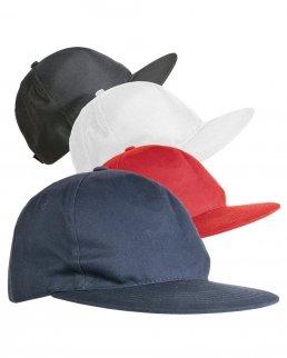 Cappellino in poliestere con 5 pannelli