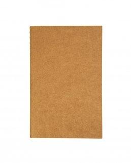 Quaderno con copertina in carta riciclata