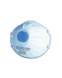 Respiratore sheltech / ffp3