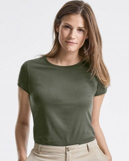T-shirt donna Authentic Pure Organic