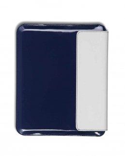 Custodia porta iPad 2 con chiusura in velcro