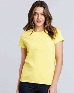 T-shirt donna Premium Cotton