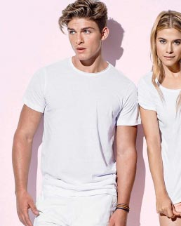 T-shirt uomo Finest Cotton