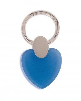 Portachiavi in acrilico a forma di cuore
