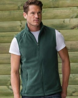 Gilet in pile Outdoor