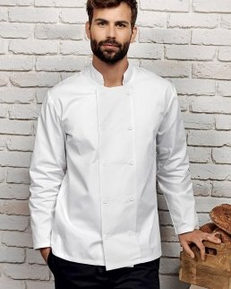 Giacca da chef unisex a manica lunga