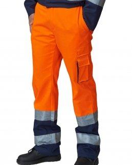 Pantaloni bicolore hi-teck Classe 2