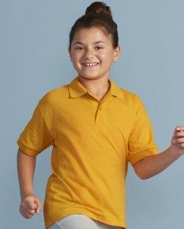 Polo bambino Jersey Dry Blend®