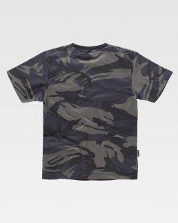 T-shirt mimetica