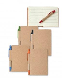 Block-notes completo di penna