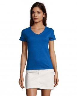 T-Shirt donna scollo a V Imperial