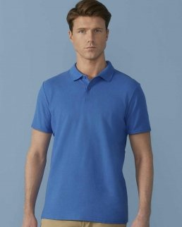 Polo Double Pique Softstyle®