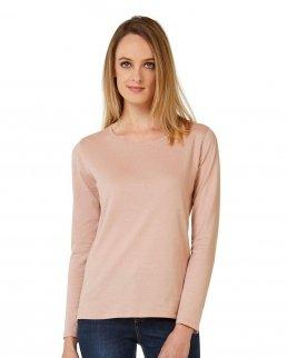T-shirt donna E150 maniche lunghe