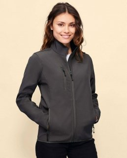 Giacca donna softshell full zip Radian Women