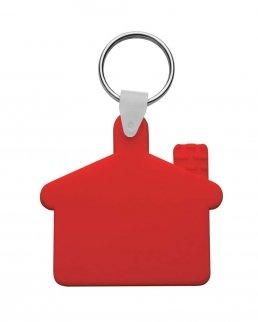 Portachiavi in Plastica a forma di casa