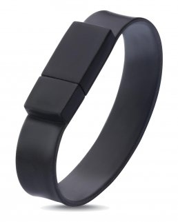 Silicone wrist band USB 1Gb