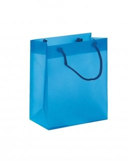 Shopping bag Plus in Polipropilene