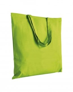 Shopper in cotone manici corti