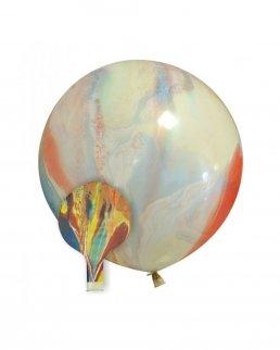 Pallone gigante 90 cm Marmorizzato
