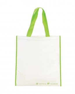 BORSA SHOPPER IN PET RICICLATO