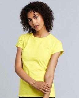 T-shirt ring-spun attillata